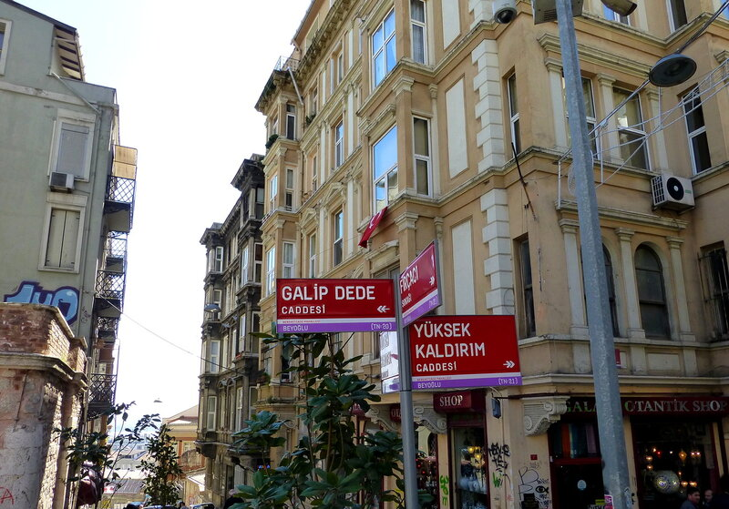 streets istanbul