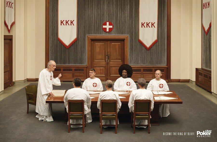 Ку-клукс-клану разрешено провести акцию за наведение порядка в США