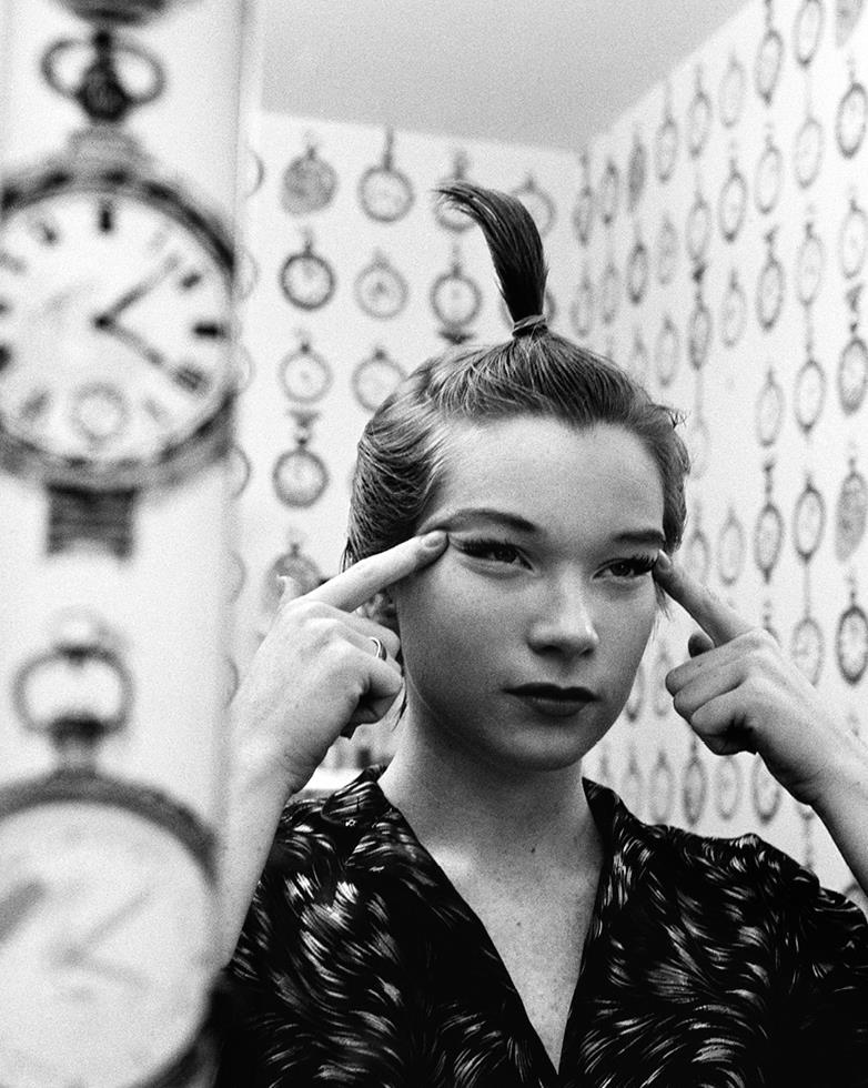 1960. Ширли Маклэйн