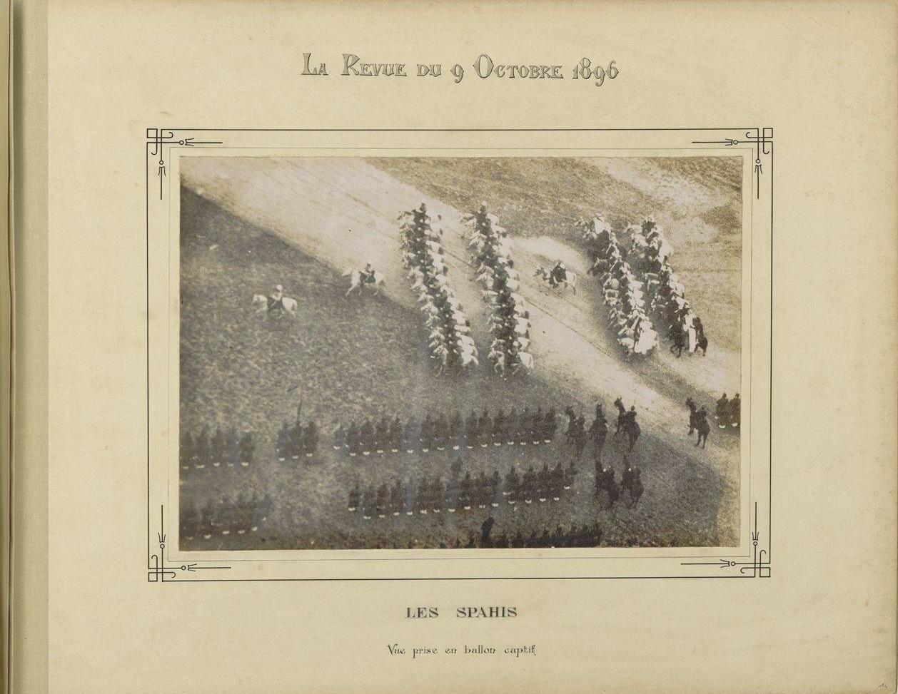 Эскадрон спагов (французкая конница в Северной Африке)