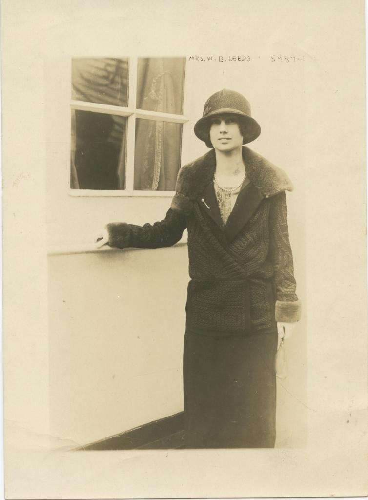 1920-е. Ксения Георгиевна