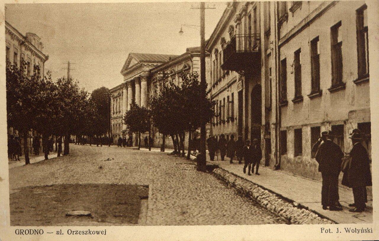 Ожежковая улица