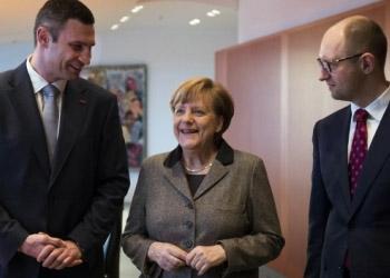 Меркель: `ЕС и Украина подпишут Соглашение об ассоциации на днях`