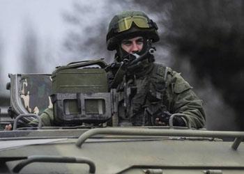Симферопольский военнный комиссариат подвергся штурму