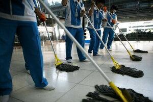 Делаем генеральную уборку в доме — клининговые услуги