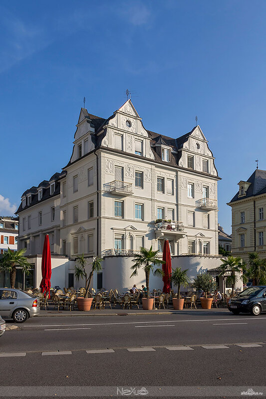 Брегенц, Австрия, Бодензее.