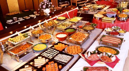 Шведский стол – пять советов, как посчитать калории