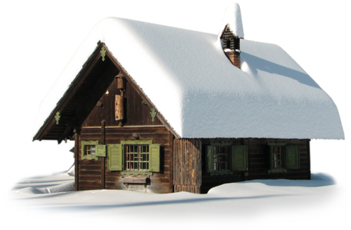 house winter clipart - photo #49