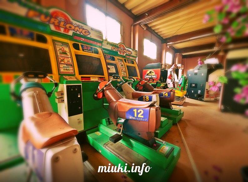 Японские игровые автоматы-симуляторы. Удивительные шалости