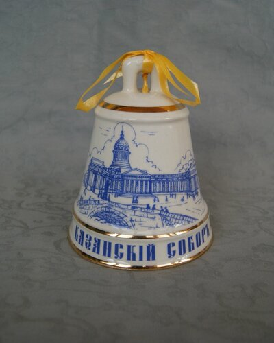Колокольчик Казанский собор