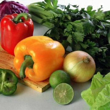 Овощи - основное питание в Пост