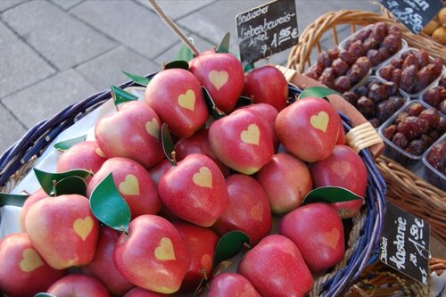 Самые важные яблоки в жизни!