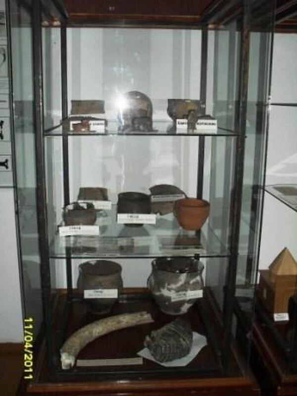 Древние находки на территории Варны (11.06.2013)