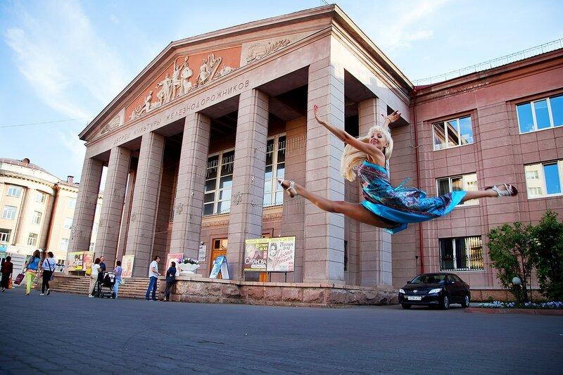 Дворец культуры железнодорожников (10.10.2013)