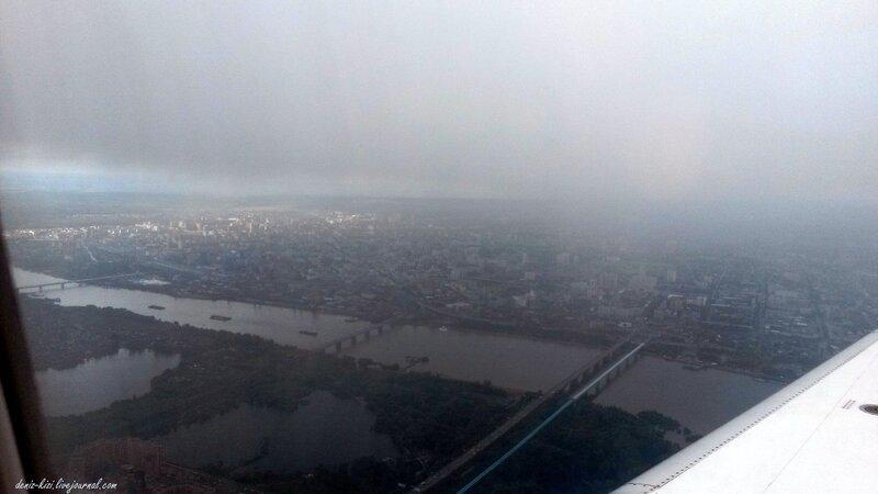 Новосибирск, вид сверху 6