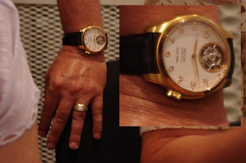 Часы Виталия Подопригоры