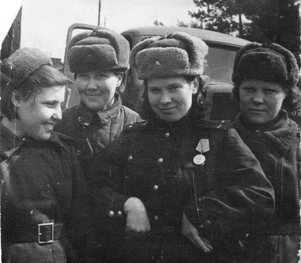 Женщины в великую отечественную войну 24 фотография