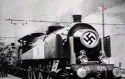 ВПольше отыскали поезд снацистским золотом
