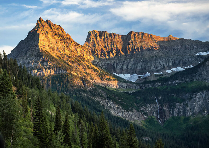 Glacier National Park, �������� ����
