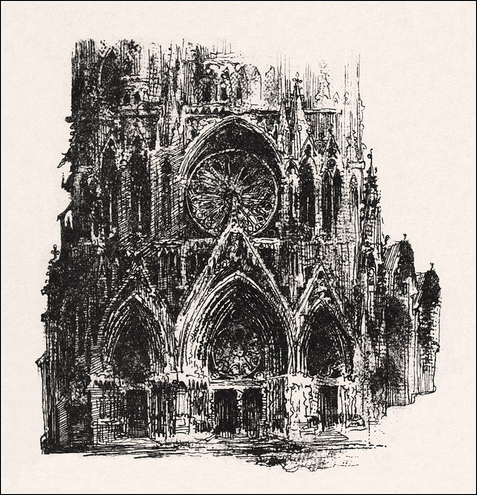 Peter Muzeniek, Notre-Dame von Paris