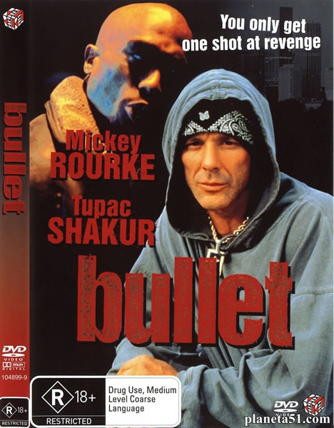 Пуля / Bullet (1996/DVDRip)