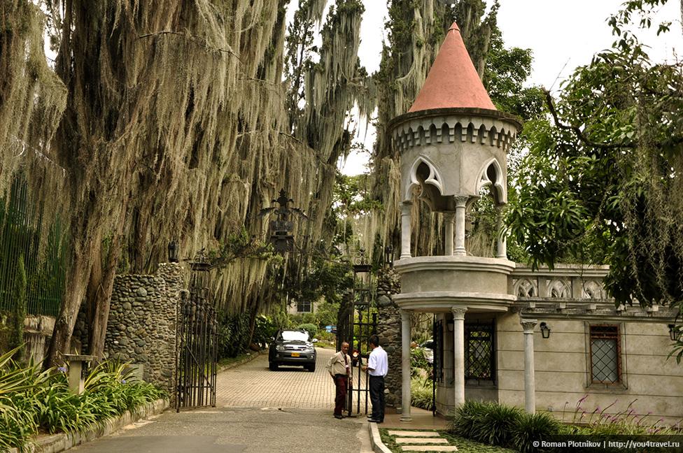 0 14e9e4 5f697965 orig День 171. Кладбище, где похоронен колумбийский наркобарон Пабло Эскобар, и его дом в Медельине