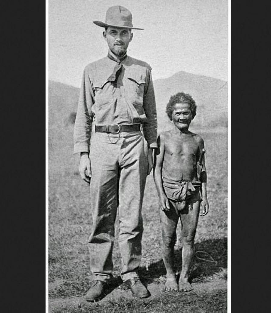 В СССР он хотел сразу же заняться антропологией, но первоначально был вынужден шесть месяцев отработ