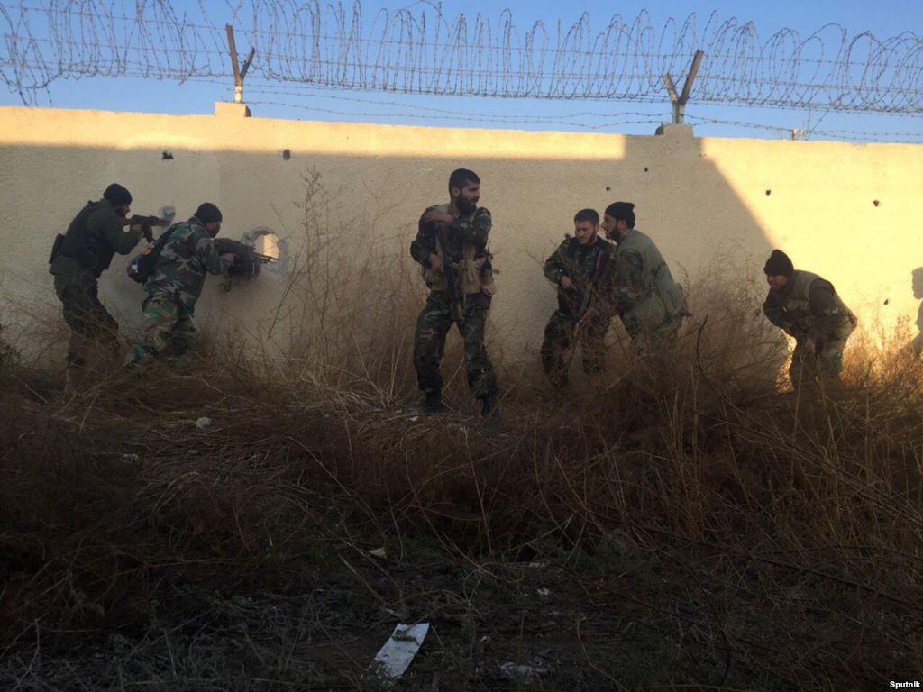 Главарь «Джейш аль-Ислам» уничтожен под Дамаском в итоге авиаудара