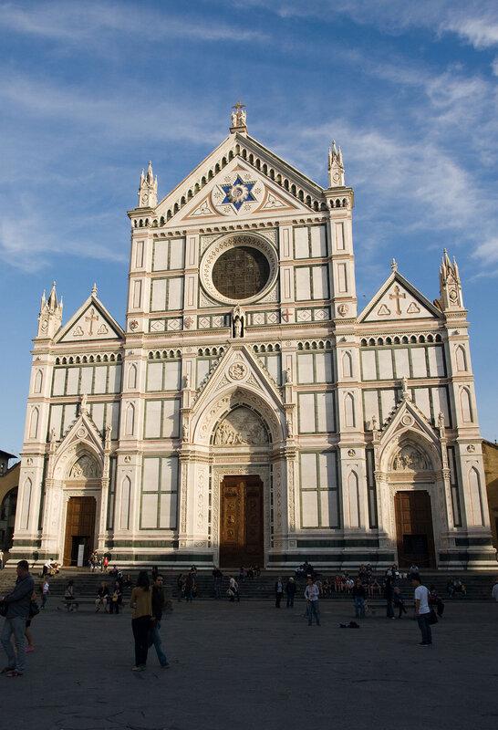 Дальше была Флоренция