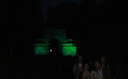 Ночь света. Берёзовые ворота