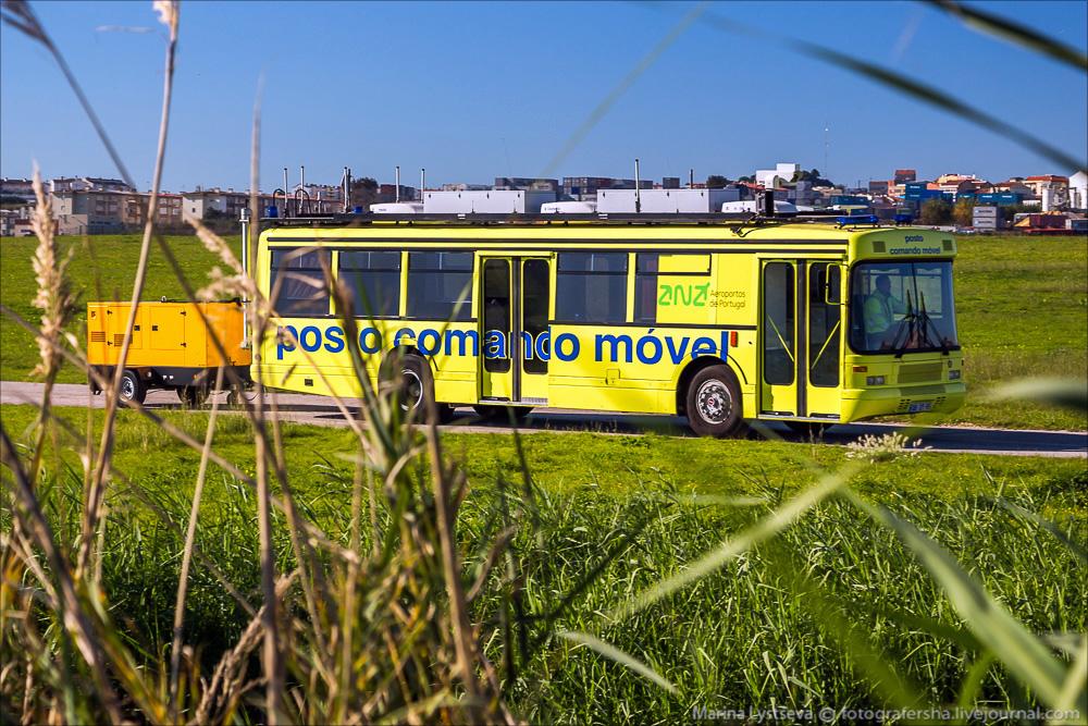 Споттинг в Лиссабоне