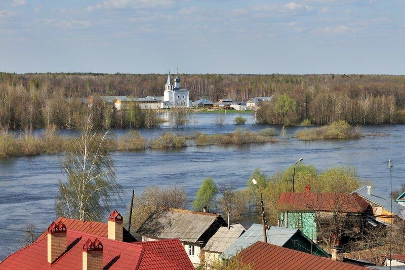 Знаменский епархиальный женский монастырь, Гороховец