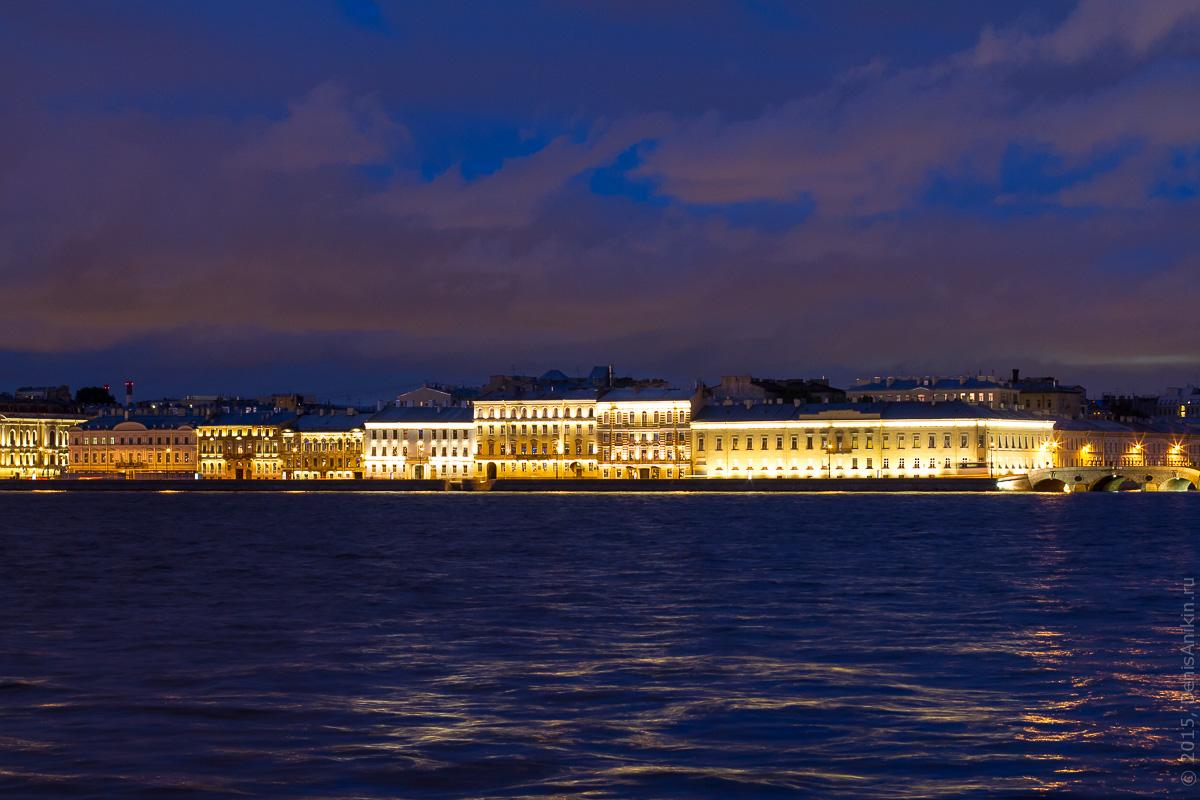 Санкт-Петербург развод мостов 9
