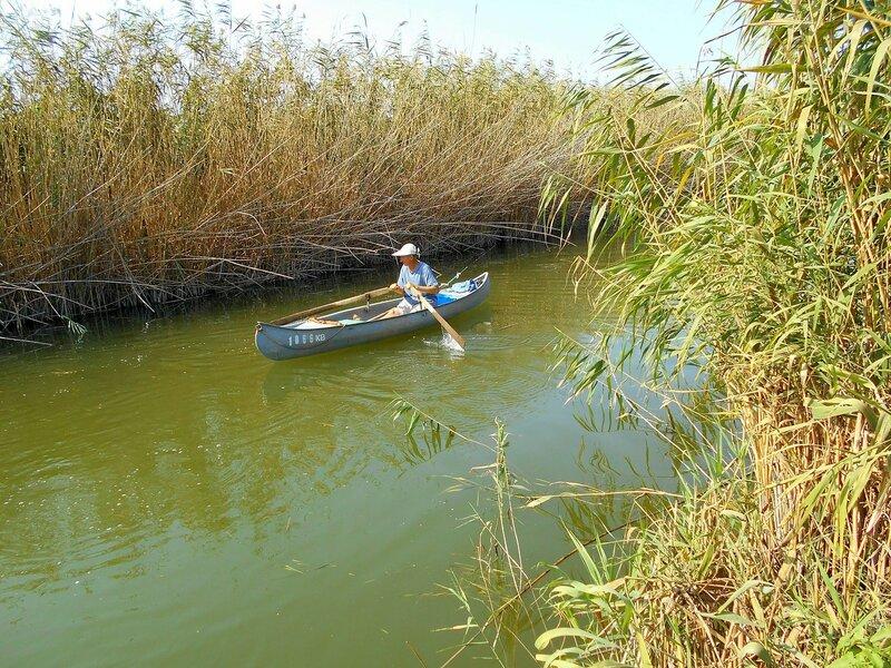 Дорога водная, в канале ... DSCN1097.JPG