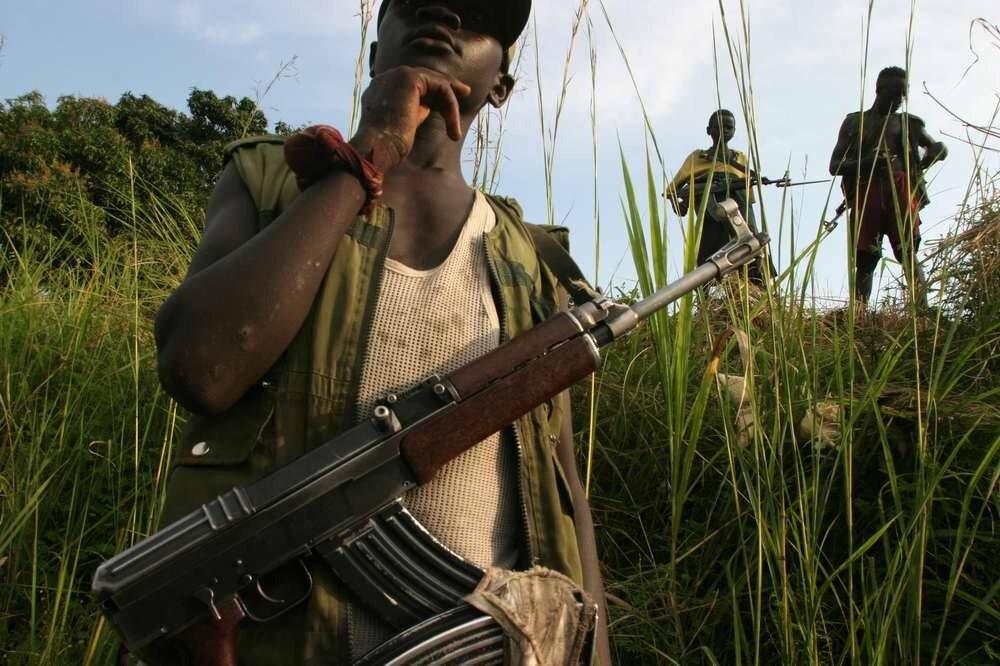 Дети солдаты - Конго (1)