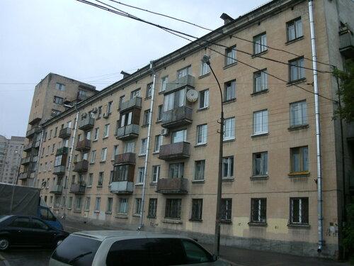 Краснопутиловская ул. 98