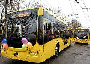 Новые троллейбусы вышли на маршруты во Владивостоке