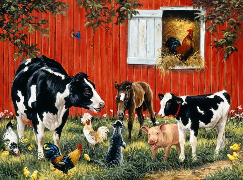 animal farm essay 13
