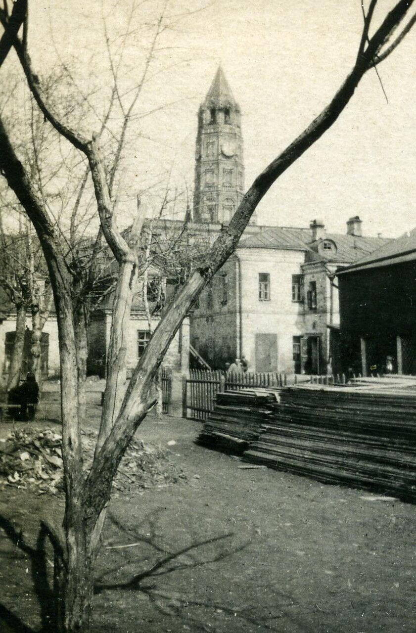 Москва, 1 мая 1932 г.