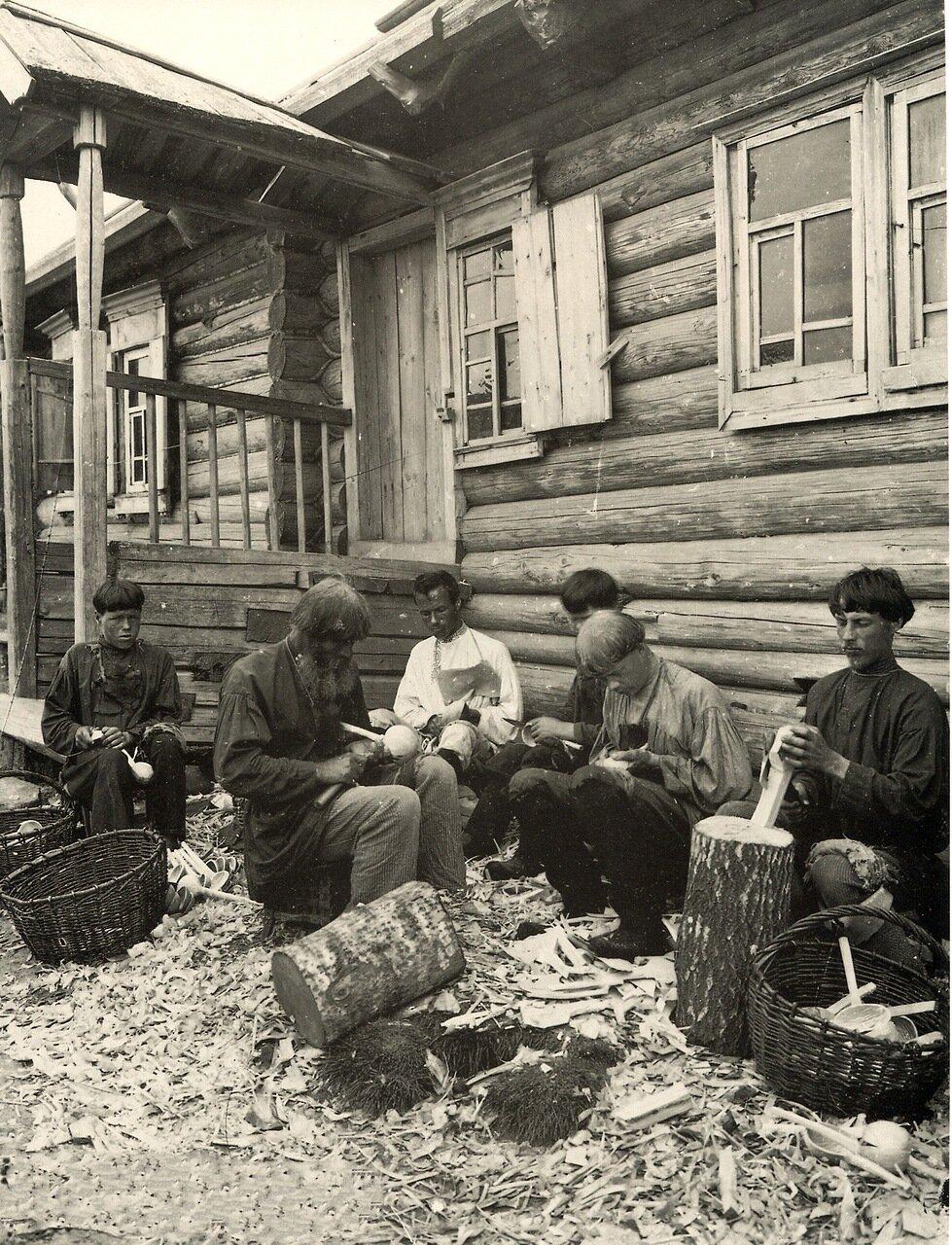 Ложкари. 1897.