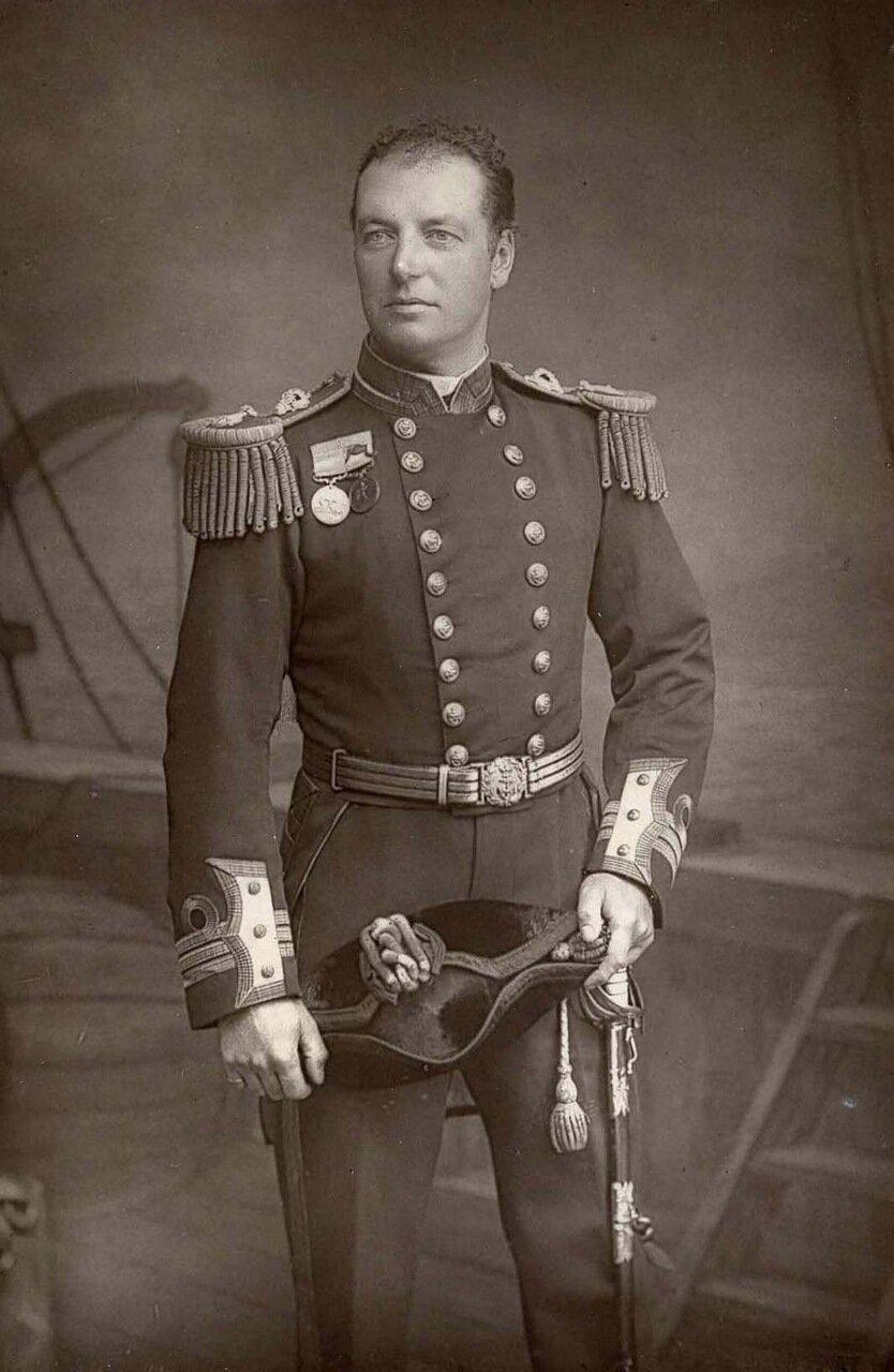 Лорд Чарльз Бересфорд. 1846-1919. Британский адмирал и член парламента
