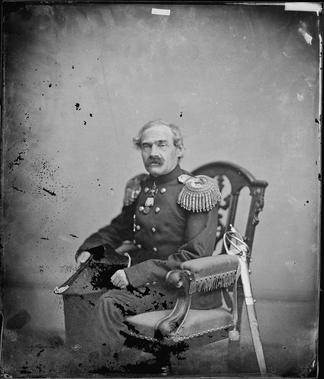 Адмирал Степан Степанович Лесовский (1817-1884)