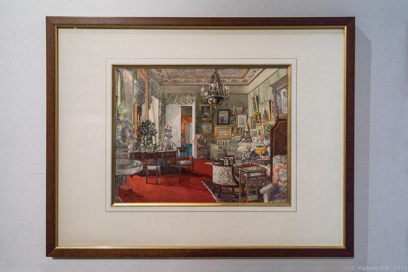 Собственная гостиная великой княгини Елизаветы Федоровны