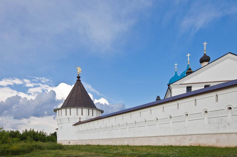 Высоцкий мужской монастырь - Серпухов