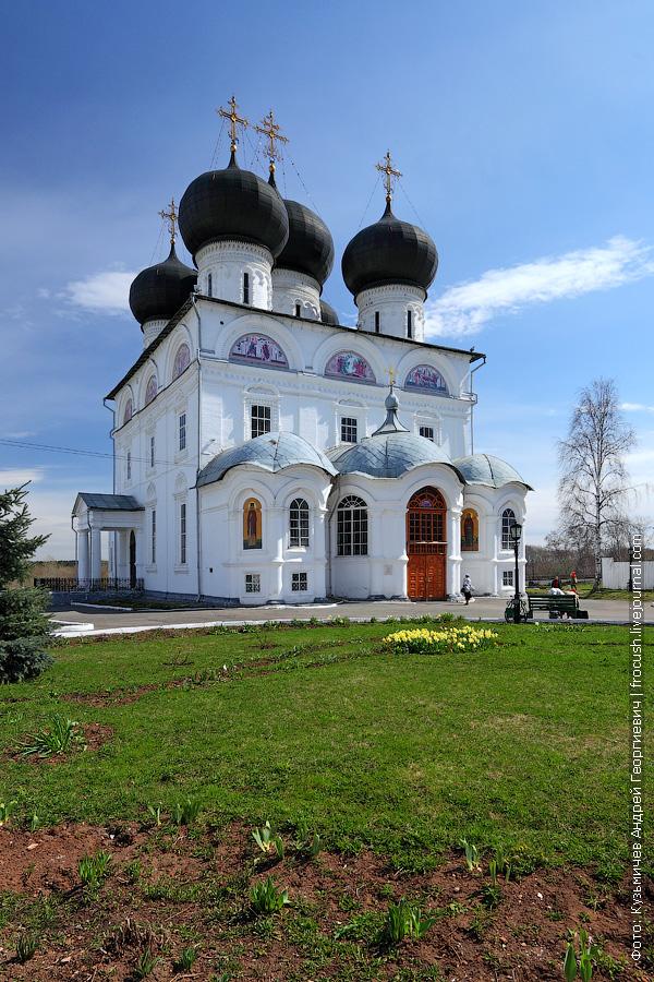 Собор Успения Пресвятой Богородицы, Свято-Успенский Трифонов мужской монастырь