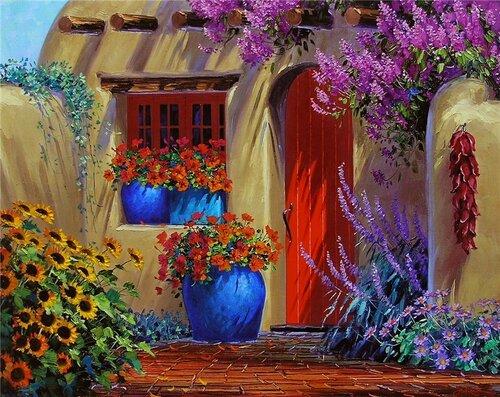 Современная живопись - Разное - Page 2 0_bdab2_eb1356be_L