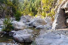 Верховье каньона гёйнюк