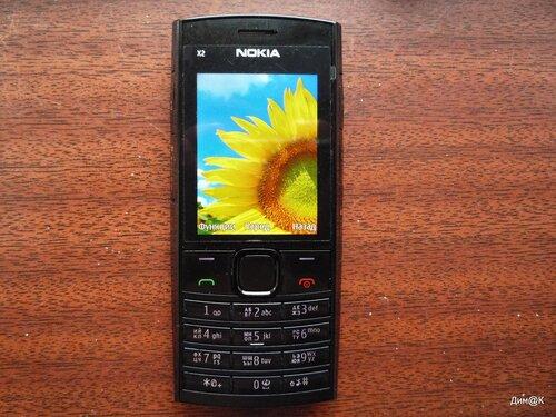 Nokia X2-02 (качество экрана)