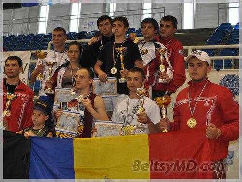 Гордость Бельц — Артём Брижатый, 2 место на Кубке мира