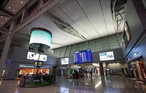 Корейский аэропорт признан одним из лучших в мире